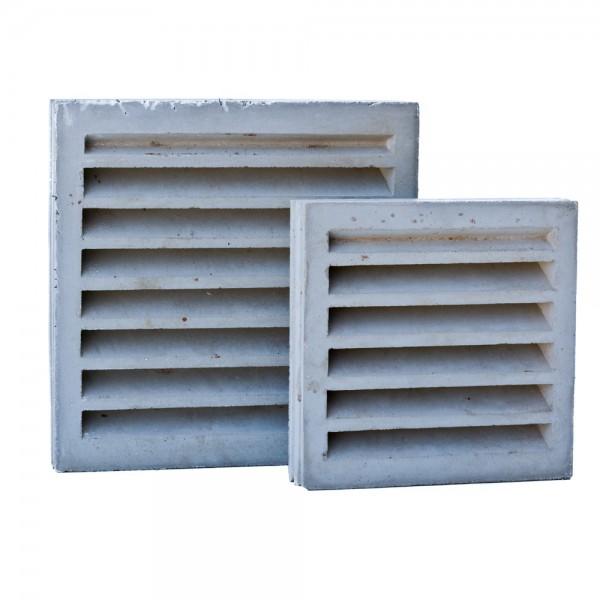 Rejilla de ventilación tipo persiana